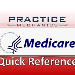 Medicare Quick Reference Image